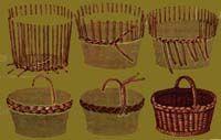 Tipos de tejido de los periódicos: Con Periódicos, Knitting Baskets, Tinker With, Paper, Basket Weaving, Ideas Para, Tissue, Of The, Papierowa Wiklina Sploty