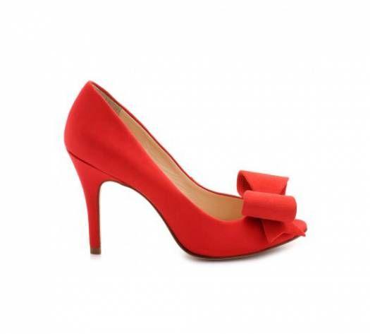Chaussures de mariage de couleur [Photos]