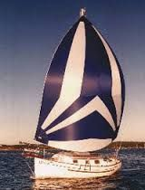 Image result for asymmetrical spinnaker