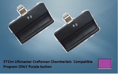371lm 2 Pack Liftmaster Chamberlain Sears Craftsman 950d 953d Remote Liftmaster Sears Craftsman Garage Door Opener Remote