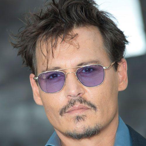 Johnny Depp Frisuren Johnny Depp Long Hair Mens Hairstyles Short Mens Hairstyles