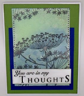 You are in my thoughts