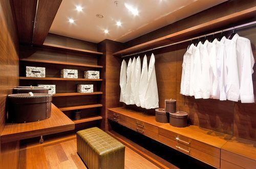 Closet De Madera Modernos Closet De Madera Modernos Diseño De Armario Para Dormitorio Closet De Madera