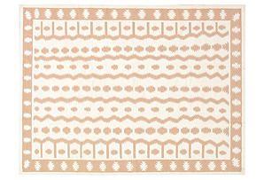 Coloquei esse tapete, porque embora ele não seja em crochet, me inspirou a fazê-lo. Vou tentar adaptar o desenho.