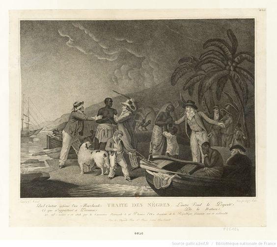 L'esclavage, comprendre son histoire
