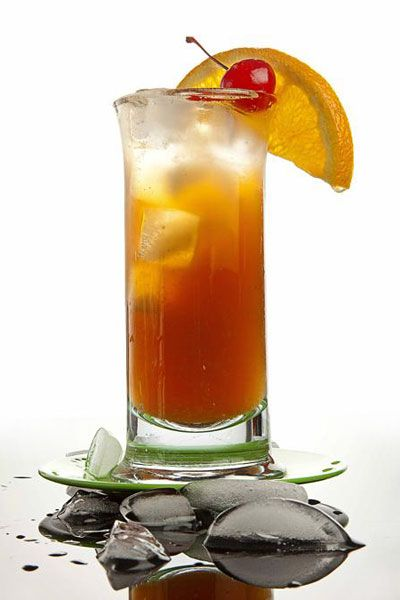 The Queen's Rum Shaker Cocktail Recipe — Dishmaps
