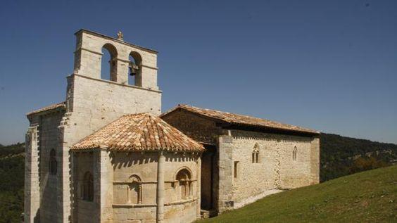 Cinco de las iglesias más bellas y menos conocidas del románico español