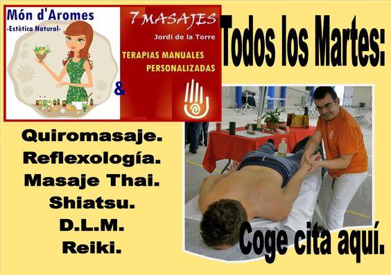 Disfruta de los beneficios de los masajes con las nuevas ofertas que nos ofrece @7Masajes