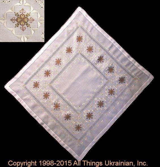 AllThingsUkrainian.com Embroidery # TE1528