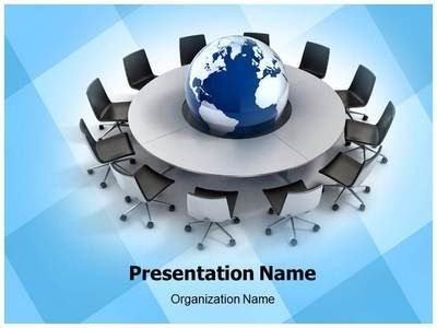 Download our professional-looking #PPT #template on #Global ...