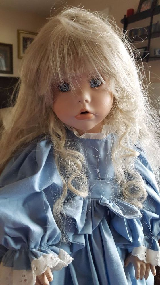 Vintage Doll Body Kit for Seven Inch Doll Torsos