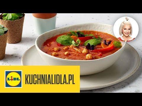Zupa Z Mlodych Warzyw Z Ciecierzyca I Quinoa Daria Ladocha Kuchnia Dinner Time Dinner