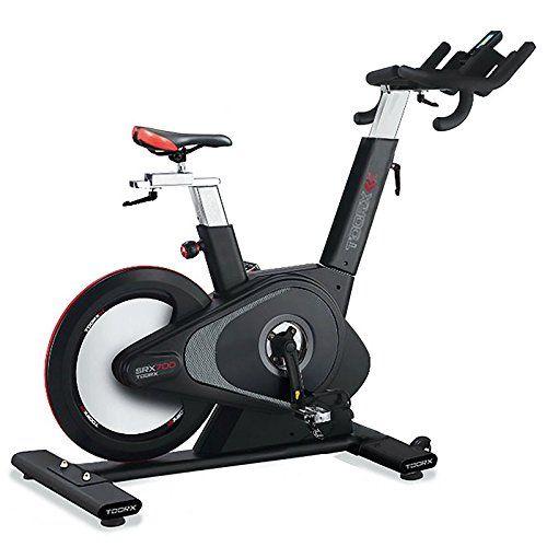 Spin Bike Srx 700 Toorx Hrc A Rear Flywheel App Ready Spin Bikes Spin Bike Reviews Training Gear