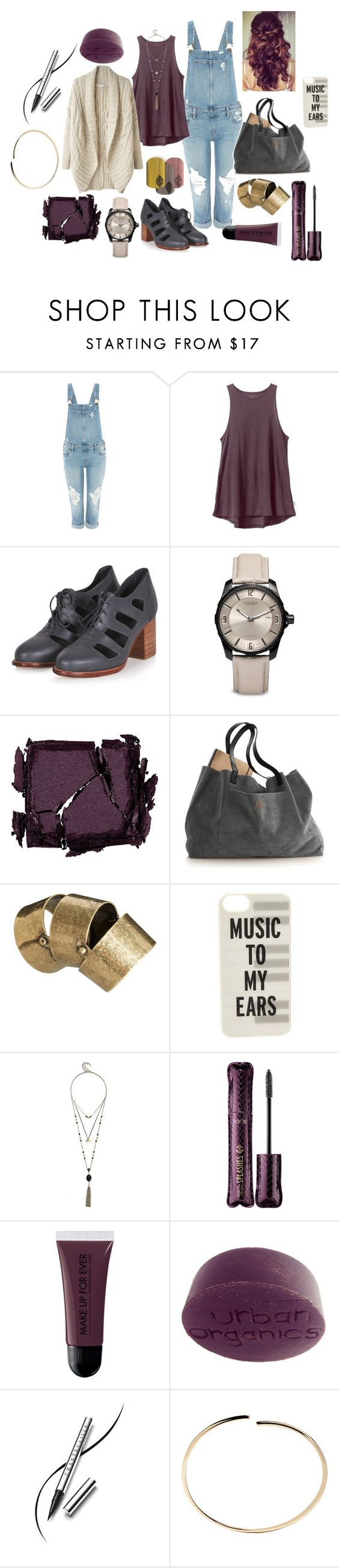 """""""Sleepless"""" by shannon-klement ❤ liked on Polyvore featuring Paige Denim, RVCA, Tsumori Chisato, Calvin Klein, Surratt, Just Acces, Kate Spade, GUESS, tarte and Chantecaille"""