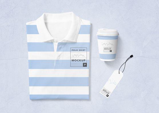 Download Free Modern Polo T Shirt Mockup Zippypixels Diseno Corporativo Disenos De Unas Arte En Perspectiva