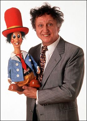 Ken Dodd - this man is a genius and under-rated - once he passes over - it will be the last of the greats. Respect.