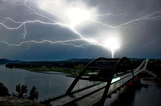 Lightning is awesome.