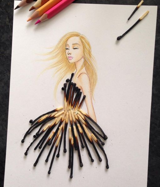 Do you have to take art GCSE to be a fashion designer?