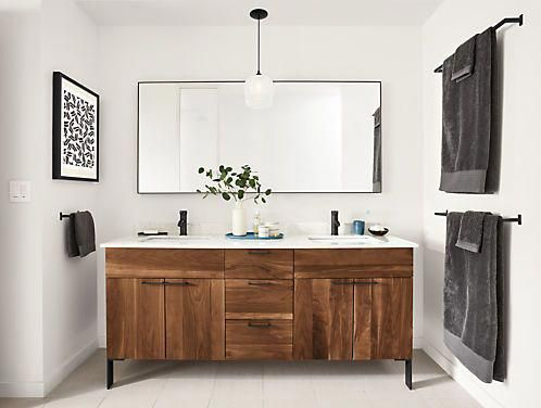 How To Design A Bathroom You Will Not Get Tired Of Bathroom Design Modern Bathroom Vanity Modern Bathroom
