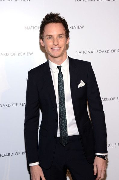 Eddie Redmayne - 2013 National Board Of Review Awards