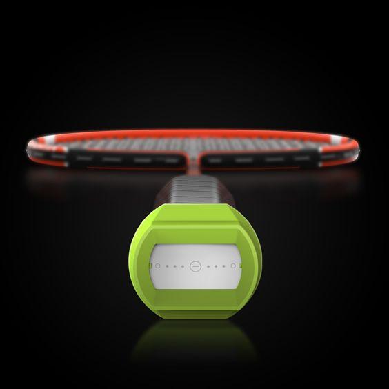 Coollang Xiaoyu Smart Badminton Racket Sensor Bluetooth 40 Motion - visitor sign in sheet template