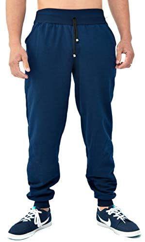 calça masculina cor azul marinho
