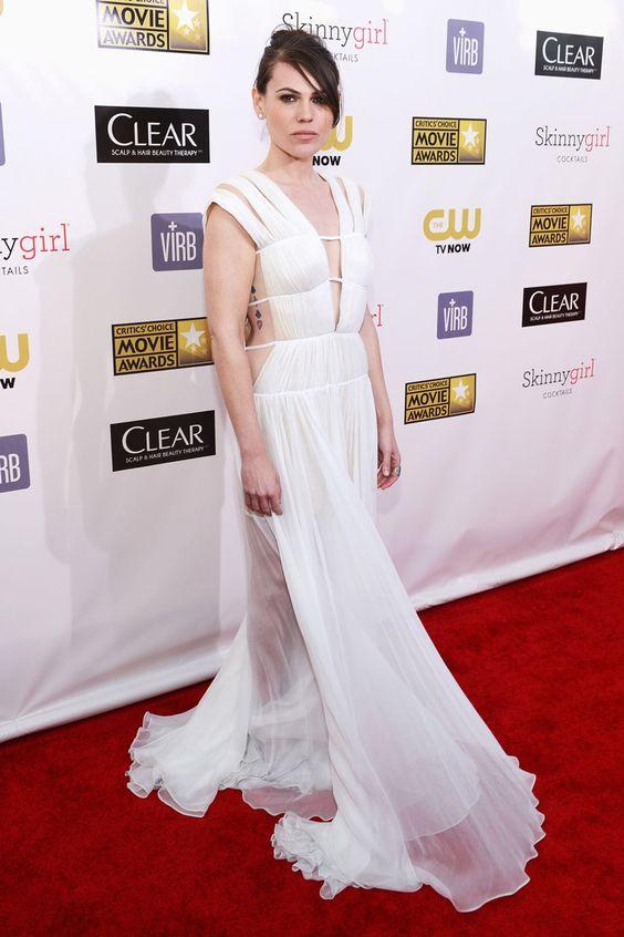 Todas las fotos de la alfombra roja de los Critics Choice Awards: Clea Duvall | Galería de fotos 14 de 30 | Vogue