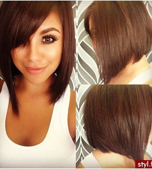 Brilliant Bob Hairstyles Bobs And Bob With Bangs On Pinterest Short Hairstyles For Black Women Fulllsitofus