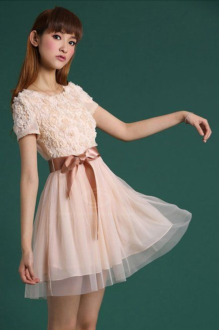 Vestido Sweet Rosa