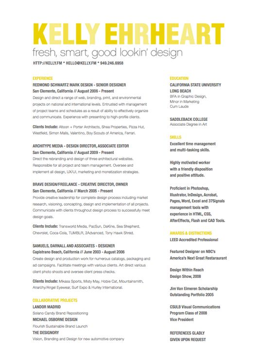 cool resumes Find and save ideas about cool resumes on pinterest | see more ideas about resume layout, graphic designer resume and layout cv.