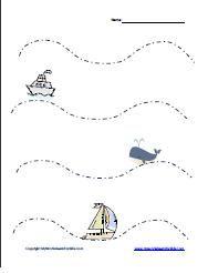 math worksheet : worksheets for kids alphabets numbers and fine motor skills  : Fine Motor Worksheets For Kindergarten