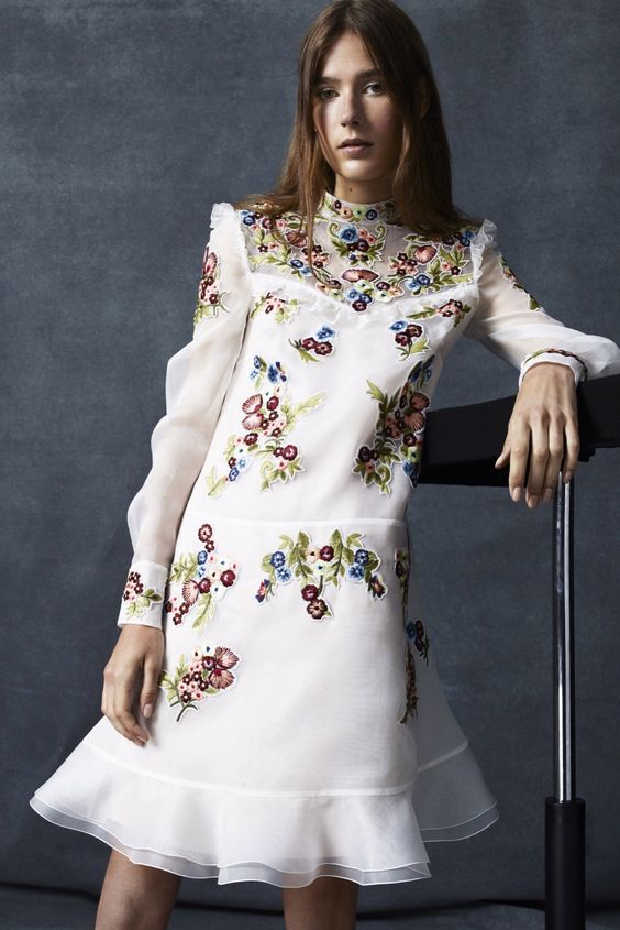 Erdem Resort 2016 Fashion Show: