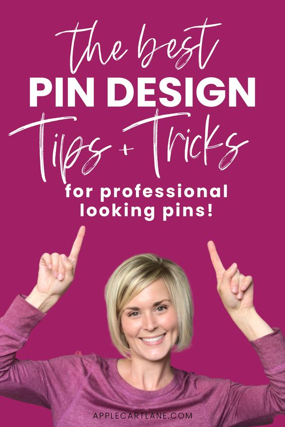 We all want to have a graphic designer creating pins for us - but we aren't all at the stage of being able to afford that!  The next best thing is to get inside the mind of one with the best tips for pin design from the experts - and here are eight of them!