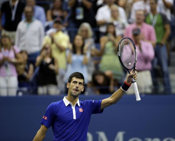 By the fourth set, though, the crowd's beloved Federer had lost a step. He could not keep pace with No. 1 Djokovic, who earned his 10th Grand Slam title with a 6-4, 7-5, 6-4, 6-4 win.