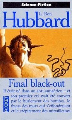 Couvertures, images et illustrations de Final Black-out de L. Ron ...