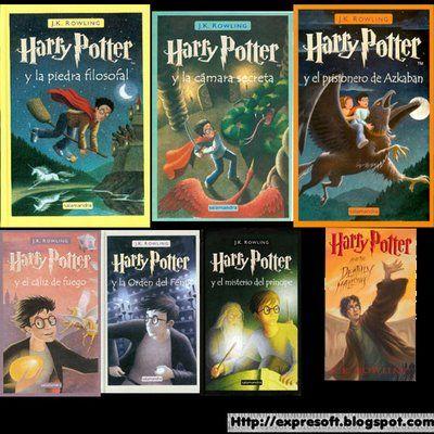 Si hay niños en casa, definitivamente no puede faltar la saga HARRY POTTER que logró acercar a cientos de niños en el mundo a la lectura. 7 libros que cuentan la historia de Harry, Ron y Hermione. de J. K. Rowling.