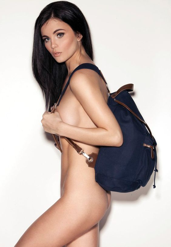 Emma Glover x Loaded: