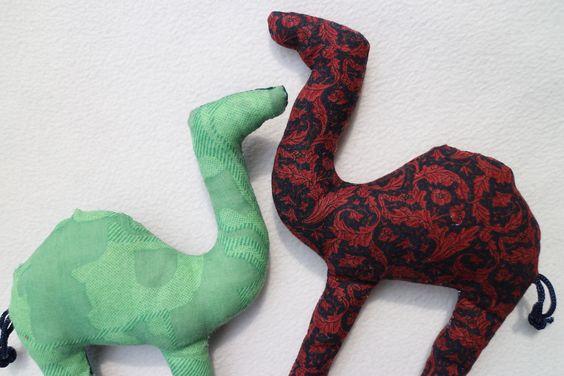 Greifling Baby Sewing Geduld Humor Kamel Kamele nähen Nähkiste edition einmalig