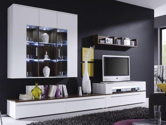 deko ideen wohnzimmerschrank wohnzimmerschrnke modern deko sule - weie badmbel