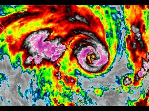 Life-Threatening Cyclone Pam Aiming for Vanuatu