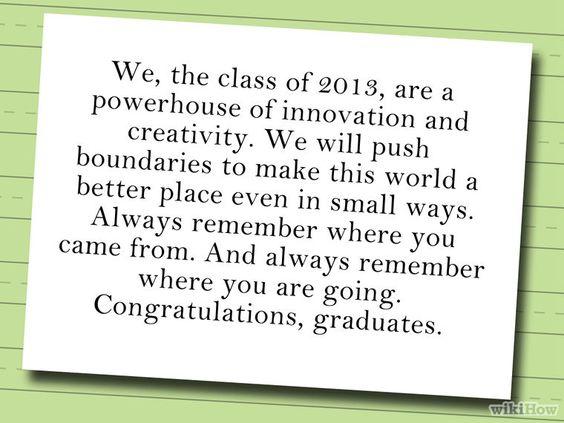 Best  Valedictorian Ideas On   College Goals Gilmore
