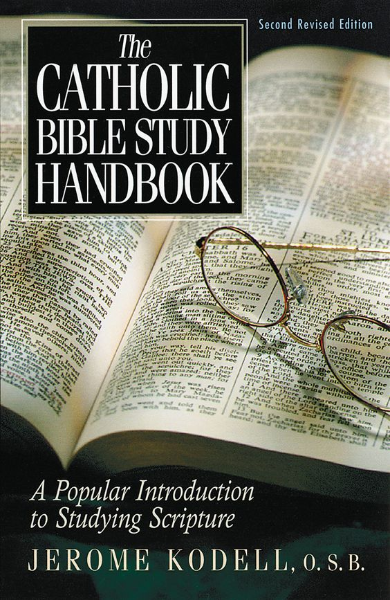 Catholic Bible Studies, Bible Study Series | The Catholic ...