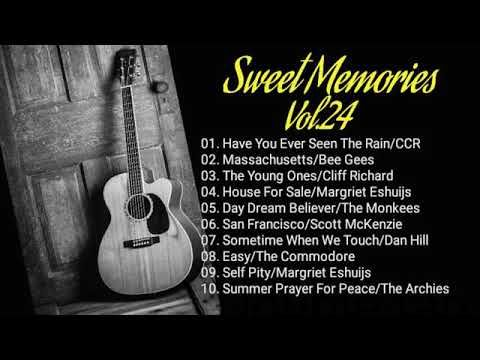 Sweet Memories Vol 24 Various Artist Youtube With Images