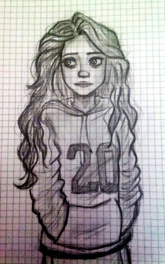 Pin En Pencil Drawing