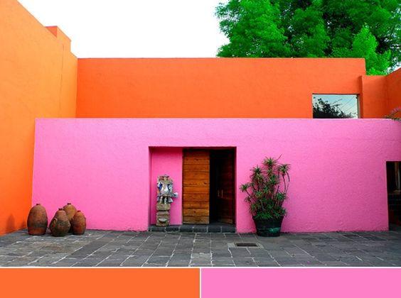 Colores mexicanos arquitectura minimalista arquitectura - Arquitectura minimalista ...