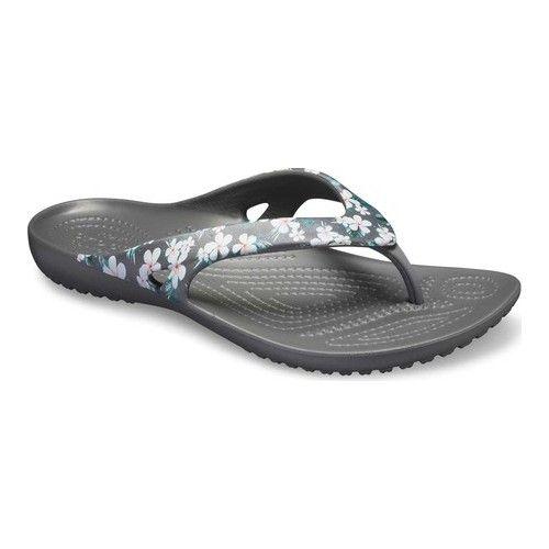 Crocs Kadee II Seasonal Flip Flop