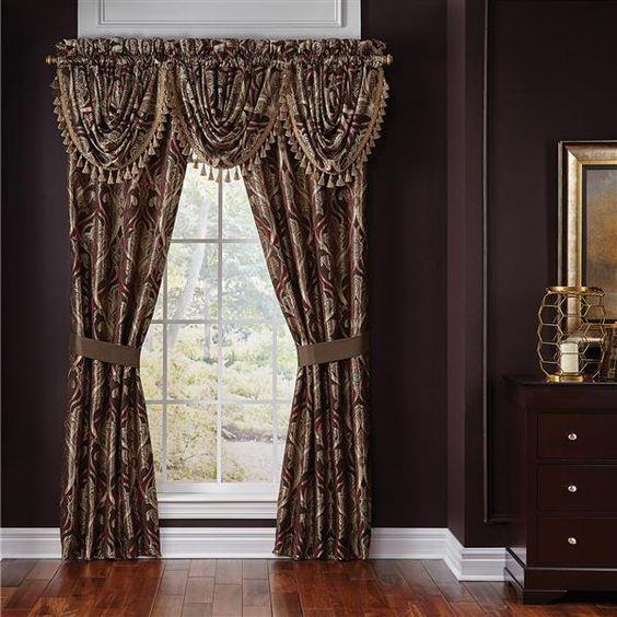 Bradney Curtain Panel Pair #curtain #panel #valance #pattern ...