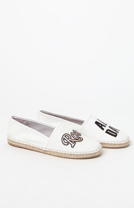 Leni Canvas Slip-On Shoes