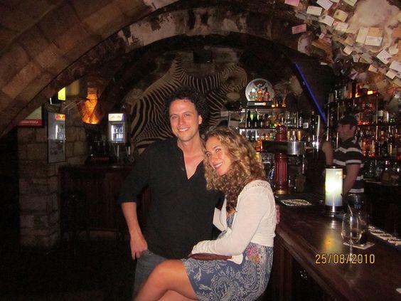 Matt Turk and Ilana Arazie