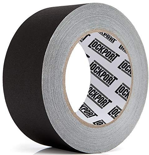 Black Gaffers Tape 2 Pack 30 Yards Gaffer Tape Gaffers Tape